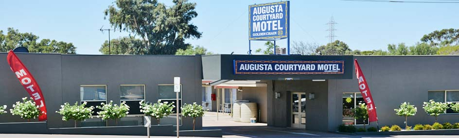 accommodation port augusta augusta courtyard motel home. Black Bedroom Furniture Sets. Home Design Ideas